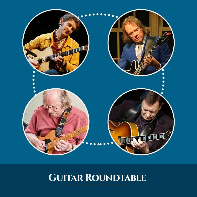 Guitar Roundtable