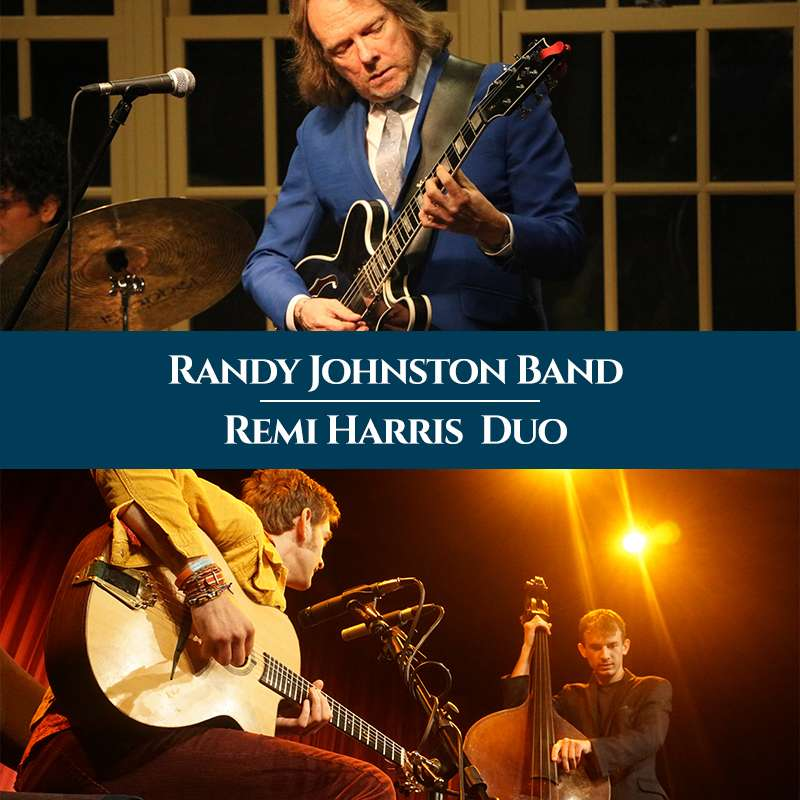 Randy Johnston Band, Remi Harris Duo